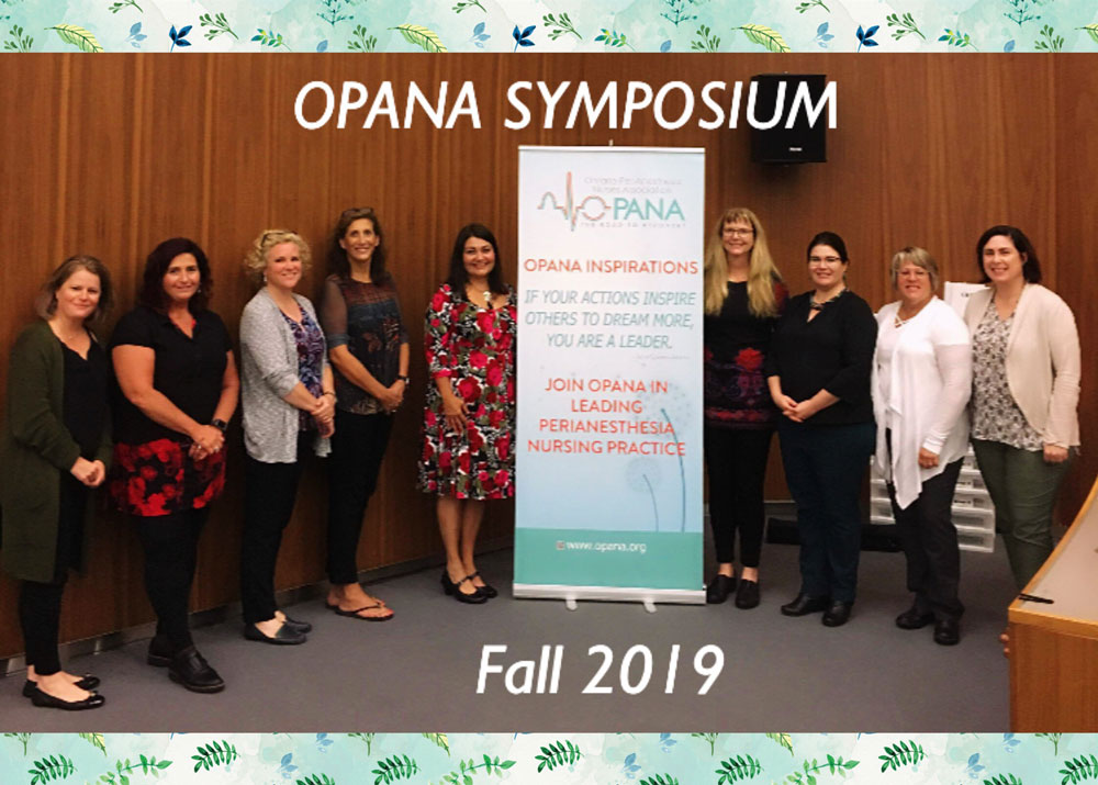 2019 Fall Symposium in Kingston, ON